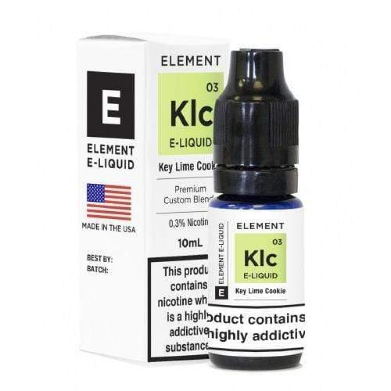 Element 50/50 Key Lime Cookie