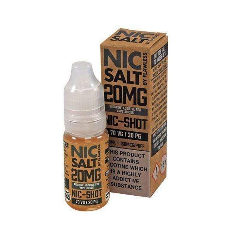 Flawless Nic Salt Shot